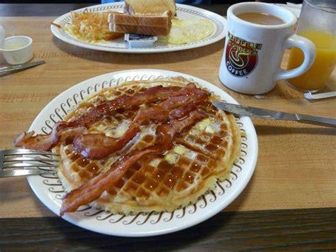 All-Star Breakfast Waffle House