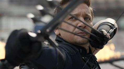 Jeremy Renner Makes For Avengers Infinity War Absence