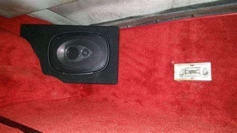 Corvette Rear Speaker by C3 6x9 Rear Speakers Corvetteforum Chevrolet Corvette