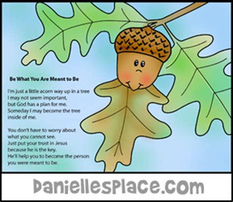 creation crafts day 3 726 | acorn leaf pic