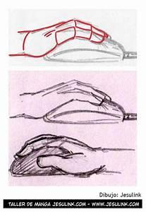 Taller de Manga Cómo dibujar manos