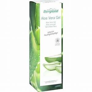 Aloe Vera Gel Anwendung : aloe vera gel 200 ml bergland le gele bergland aromatherapie wellness fitness ~ Frokenaadalensverden.com Haus und Dekorationen