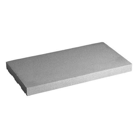 mauerabdeckung beton bauhaus mauerabdeckung marmorline grau anthrazit 50 x 25 x 4 cm beton bauhaus