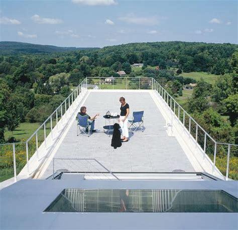 Begehbares Flachdach Holzkonstruktion flachdach alternative zum satteldach sch 214 ner wohnen