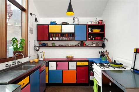 multi color kitchen 50 trendy eclectic kitchens that serve up personalized style 1014