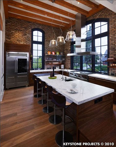 dream loft kitchen design ideas decoholic