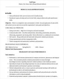 Free Healthcare Resume Sles by 44 Sales Resume Design Free Premium Templates