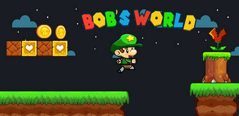 bob super adventure run jumanji bobs mod epic play apk techbigs