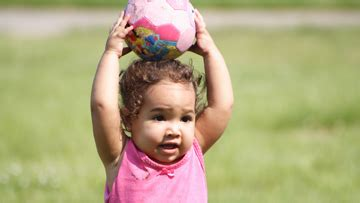 physical activity encyclopedia  early childhood