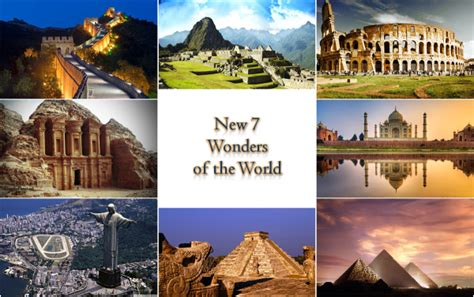 7 wonders of the ancient and modern world what are the seven wonders of the world archives picsy mag