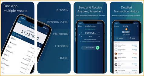This platform is compatible with web, ios, android, and pc clients. Best Bitcoin/Altcoin Wallets For iPhone 2020 Edition