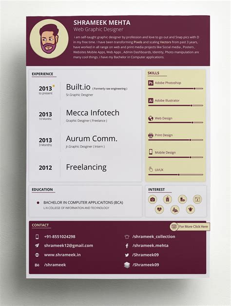 Cool Resume Psd by Freebies 2015 Free Psd Files Freebies Graphic Design Junction