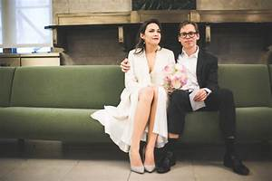 Lydia and William's Secret New York City Elopement ...