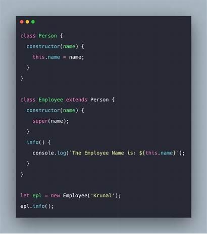 Javascript Example Class Tutorial