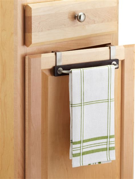 kitchen towel bars ideas formbu overcabinet towel bar contemporary by the