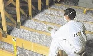 Isolation Thermique Combles : isolation thermique par soufflage bien isoler sa maison ~ Premium-room.com Idées de Décoration