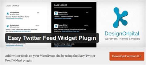 8 Best Twitter Feed Widget Plugins For Wordpress