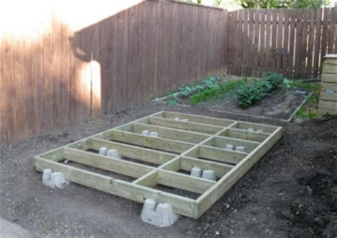 how to build a shed foundation overcoming shed building problems