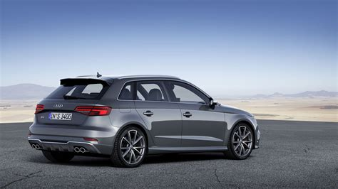 Audi A3 by Audi Unveils A3 And S3 Facelifts