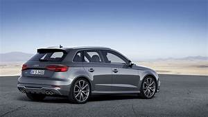 Photo Audi A3 : audi unveils a3 and s3 facelifts ~ Gottalentnigeria.com Avis de Voitures