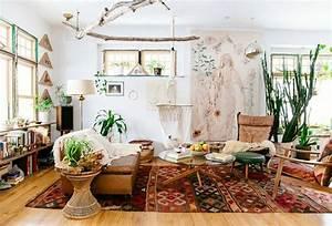 Boho Style Wohnen : so gelingt ihnen die wohnungseinrichtung im boho style ~ Kayakingforconservation.com Haus und Dekorationen