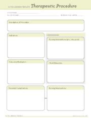 ati active learning template activelearningtemplate therapeutic procedure form active learning template therapeutic