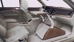 Volvo Xc90 Excellence : volvo xc90 excellence lounge console youtube ~ Medecine-chirurgie-esthetiques.com Avis de Voitures