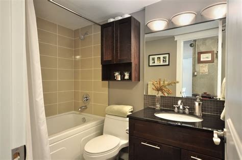 Modern Condo Bathroom Ideas by Condo 1 Contemporary Bathroom Vancouver By