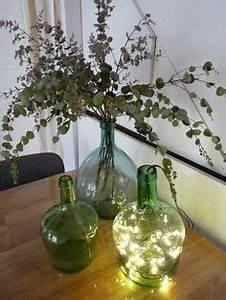 Bonbonne En Verre Dame Jeanne : dame jeanne en verre souffl tourie en verre bonbonne en verre dame jeanne lumineuse une ~ Farleysfitness.com Idées de Décoration