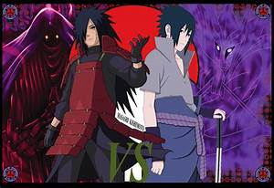 MADARA VS SASUKE by ALANMAC95 on DeviantArt