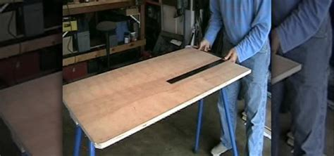 build  target shooting bench furniture