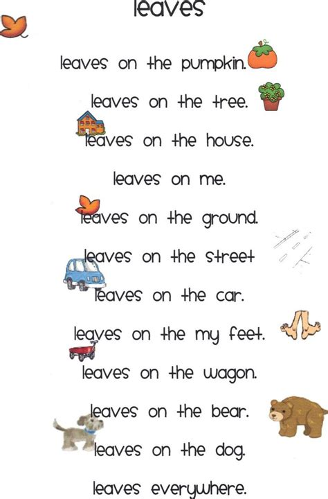 25 best ideas about poems on children 501 | 95b2f10fc24000c5012be974ce4e4473 autumn poem fall poems