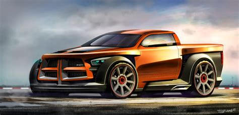 concept work truck xtreme car concept cars and trucks by sean smith