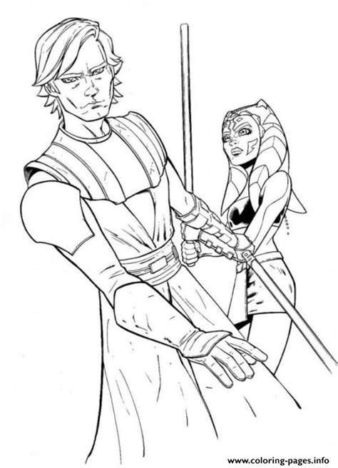 JJ ROG 81: star wars anakin coloring pages | 656x474