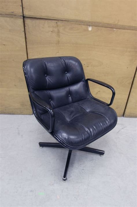 garniture de bureau en cuir fauteuil de bureau modele executive chair design charles