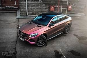 Gle Mercedes Coupe : mercedes benz gle coupe receives a unique wrap ~ Medecine-chirurgie-esthetiques.com Avis de Voitures