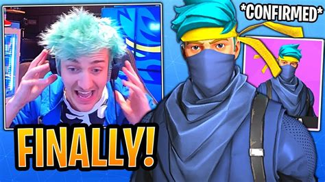 Ninja Reacts To *new* Personalized
