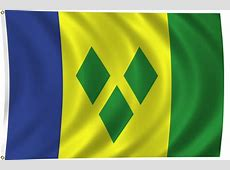 Flag of Saint Vincent and the Grenadines, 2011 ClipPix