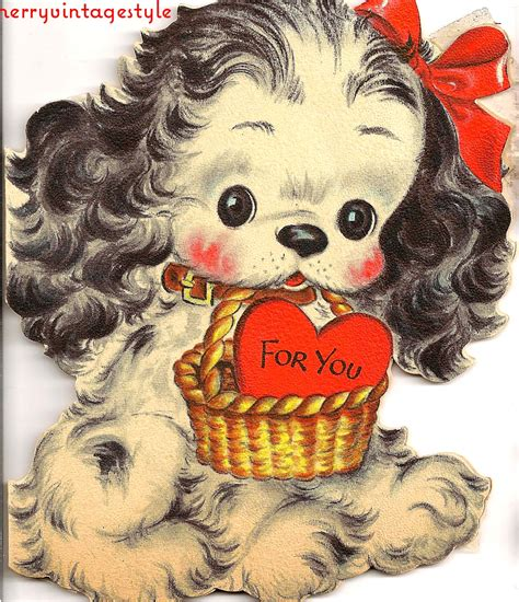 We did not find results for: Very Merry Vintage Syle: Vintage Valentines {Puppies}