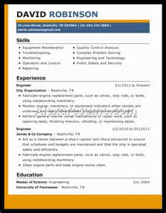 excellent resume exles 2015 skills to put on a resume for construction work document part 4