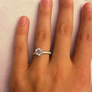 Used one carat diamond rings wedding promise diamond for 1 carat wedding ring