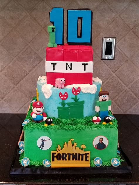 fortnite birthday cakecentral