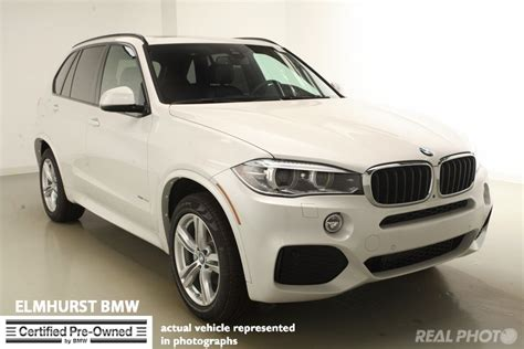 Certified Preowned 2017 Bmw X5 Xdrive35i Sport Utility In