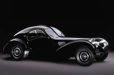 The Bugatti Made by The Most Beautiful Car Made Bugatti Type 57 Sc