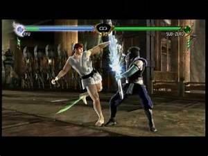Soul Calibur 4 1 MORTAL KOMBAT YouTube