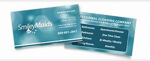 Cleaning Company Business Cards Custom Business Card Design Business Card Designer On