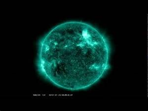 NASA | Biggest Solar Storm Since 2005 | The Sun, Moon ...