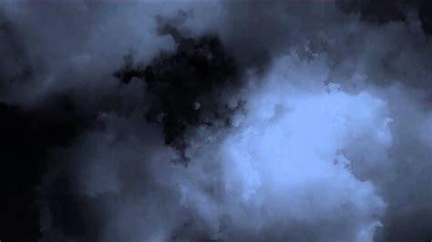 dark clouds  background video effect  video