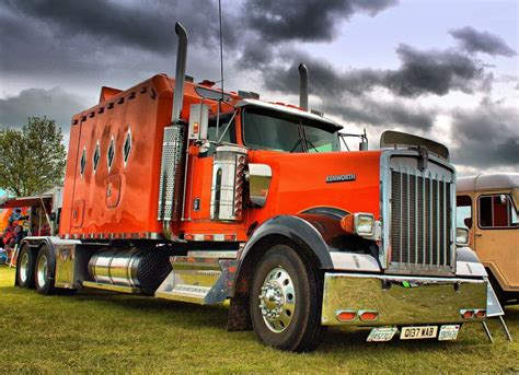 antique kenworth trucks kenworth classic truck at a vintage show kenworth