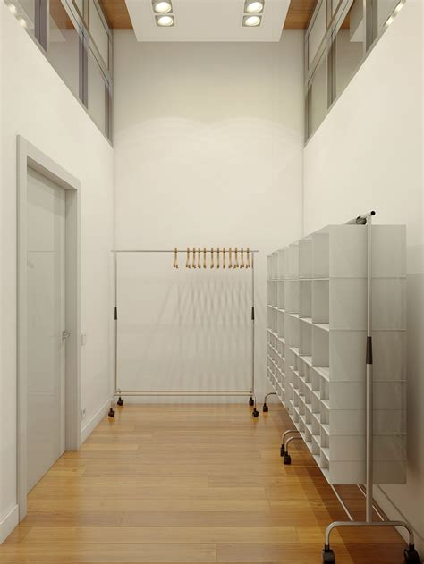 High Rise Apartment With Stunning Minimalist Interior by Walk In Closet Design Interior Design Ideas